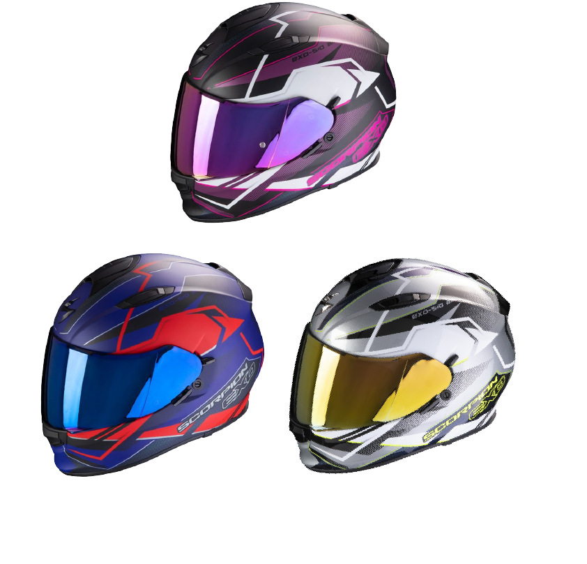 CASCO SCORPION EXO-510 AIR BALT