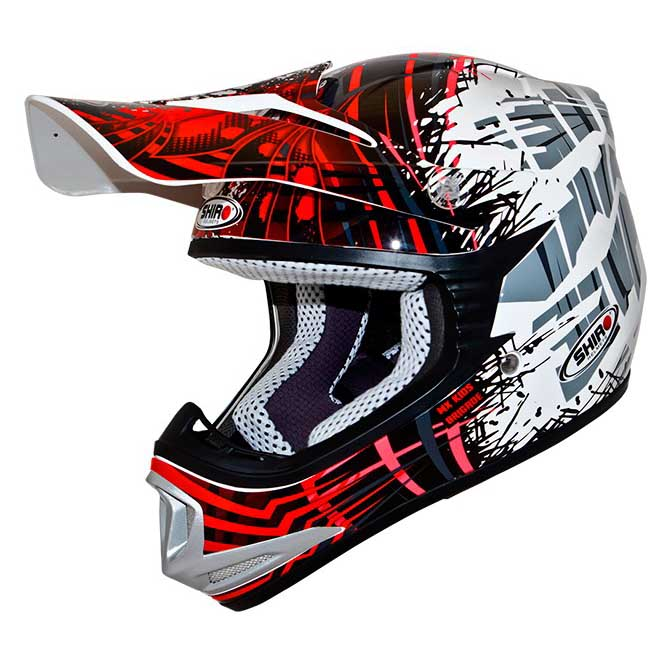 CASCO SHIRO MX-306 BRIGADE KID