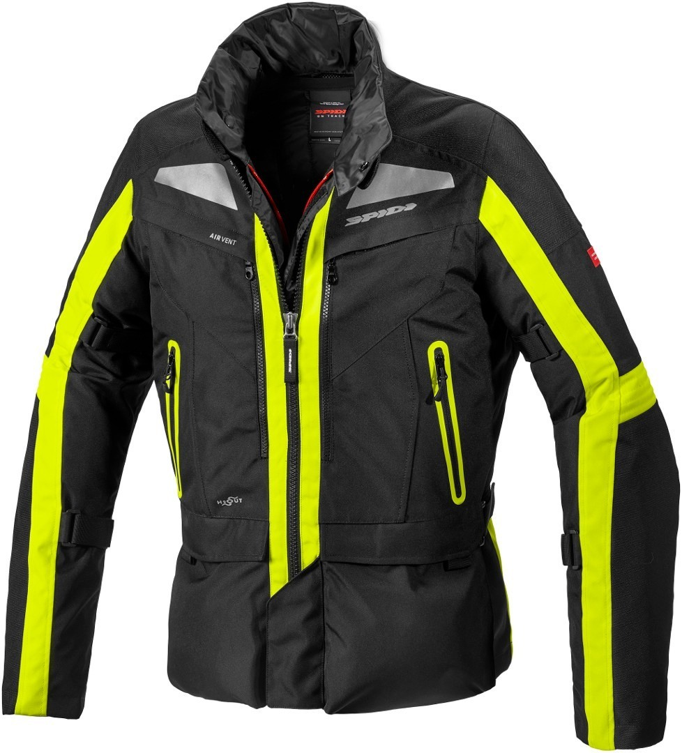 CHAQUETA 4 ESTACIONES SPIDI VOYAGER EVO H2OUT